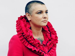 Sinead O'Connor artist photo
