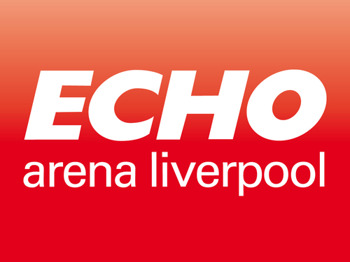 Liverpool Echo Arena venue photo