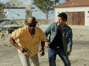 Film promo picture: 2 Guns