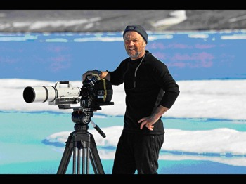 Life Behind The Lens: Doug Allan picture