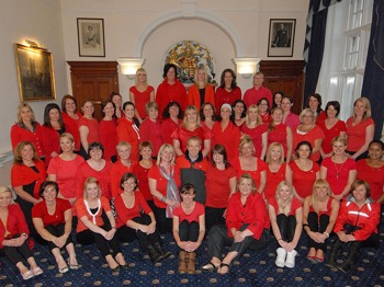 The Military Wives, The Band of Royal Anglian Regiment (TA), Howard Leader picture