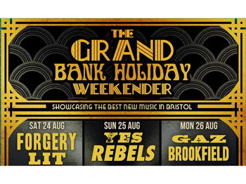 The Grand Bank Holiday Weekender picture