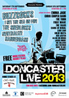 Flyer thumbnail for Doncaster Live