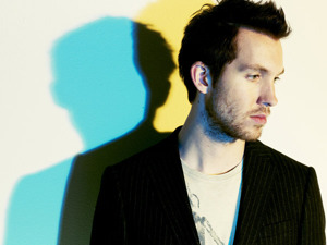 Calvin Harris artist photo