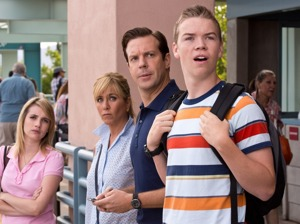 Film promo picture: We're The Millers