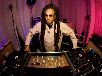 Campfire Present Legendary DJ Don Letts And The Clash Exhibition: Don Letts, Adrian Boot picture