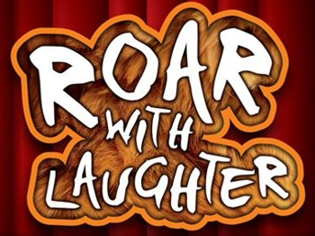 Roar With Laughter: Dara O Briain, Lee Mack, Tim Vine, Lucy Porter, The Men In Coats, Francesca Martinez, Greg Burns picture