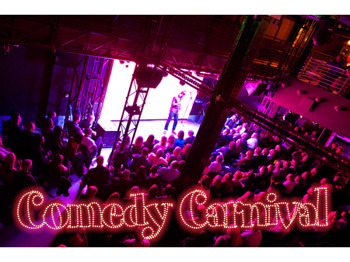 Comedy Carnival Gift Voucher picture