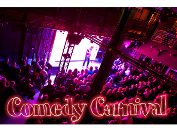Comedy Carnival Leicester Square: Pete Firman, Benny Boot, Felicity Ward, Pete Jonas picture
