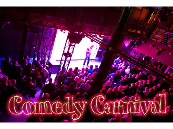 Comedy Carnival Leicester Square: Joe Lycett, Ian Moore, Pete Jonas picture