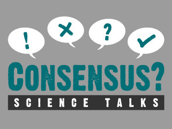 Consensus - Science Talks: Bill Bailey, Richard Dawkins, Richard Fortey, Richard Wiseman, Jonny Berliner, Quentin Cooper picture