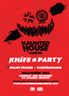 Flyer thumbnail for Haunted House: Knife Party