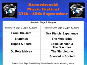 RecordworldMusicFestivals.co.uk picture
