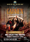 Flyer thumbnail for Carmen: Russian State Ballet and Opera House®