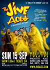 Flyer thumbnail for The Jive Aces