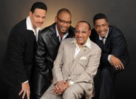 The Four Tops artist photo