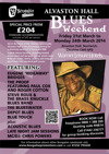 Flyer thumbnail for Boogaloo Blues Weekend