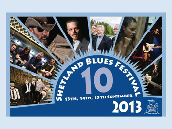 Shetland Blues Festival picture