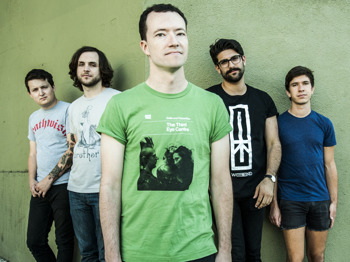 Touche Amore + Self Defense Family + Dad Punchers picture