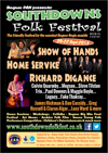 Flyer thumbnail for Southdowns Folk Festival