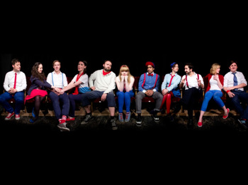 Hoopla Improvised Comedy Club: Music Box, The Maydays picture