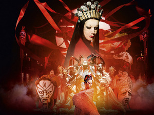 Film promo picture: Royal Opera House: Turandot
