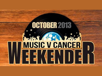 Music V Cancer Weekender picture