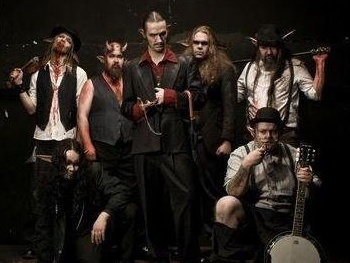 Finntroll artist photo