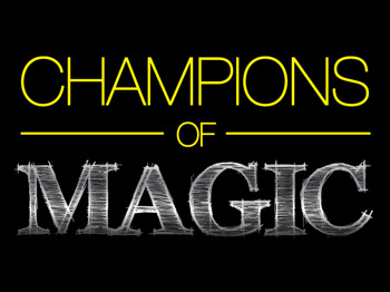 Champions Of Magic: Pete Firman, Ali Cook, David Penn, Edward Hilsum picture