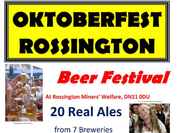Rossington Oktoberfest picture