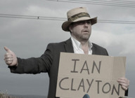 Ian Clayton artist photo