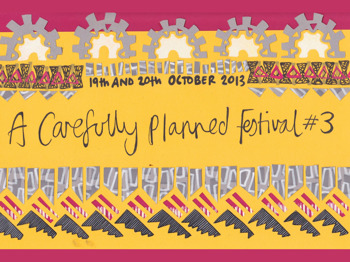 A Carefully Planned Festival #3 picture