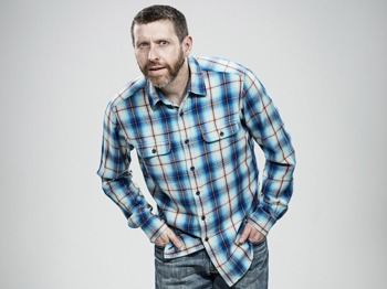 Dave Gorman Gets Straight To The Point* (*the Powerpoint): Dave Gorman picture