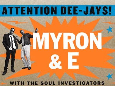 Myron & E artist photo