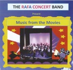 Flyer thumbnail for Music From The Films 2013: The RAFA Concert Band