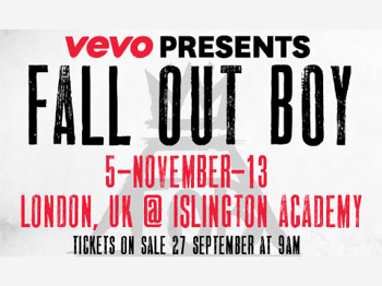 VEVO Presents: Fall Out Boy picture