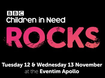 Gary Barlow presents BBC Children in Need Rocks 2013: Barry Manilow + Robbie Williams + The Wanted + Dizzee Rascal + Little Mix picture