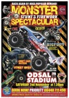 Flyer thumbnail for Monster Stunt & Firework Spectacular