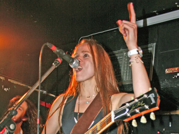 The Eel Pie Club: Grainne Duffy picture