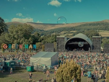 Green Man 2014  picture