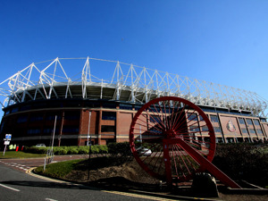 The Stadium of Light artist photo