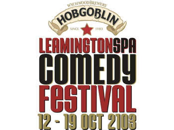 The Hobgoblin Leamington Spa Comedy Festival - The Lie-In King: Seann Walsh, Romesh Ranganathan picture