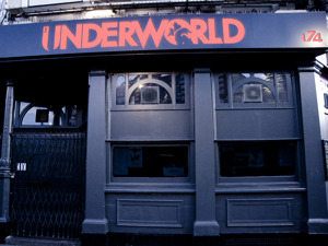 The Underworld artist photo