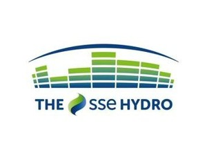 The SSE Hydro artist photo