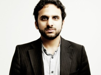 Back In The Room - Andrew O'Neil Is Easily Distracted: Nish Kumar picture