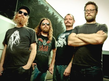 Red Fang + El Caco picture