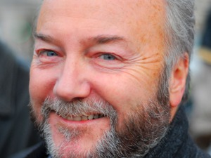 George Galloway artist photo