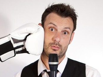 You Must Be Stoking Comedy : Mark Palmer, The Noise Next Door picture