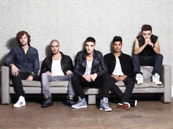 The Wanted + Twenty Twenty picture