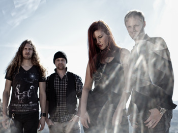 The Dames Of Darkness Festival: Delain + Visions Of Atlantis + Whyzdom + Apparition + Azylya + Ex Libris + Chemikill + Incarna picture